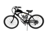 Raw Racer 66cc/80cc Motorized Bicycle