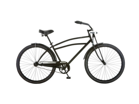 "27.5"" Schwinn Swindler Men's Cruiser, Black"