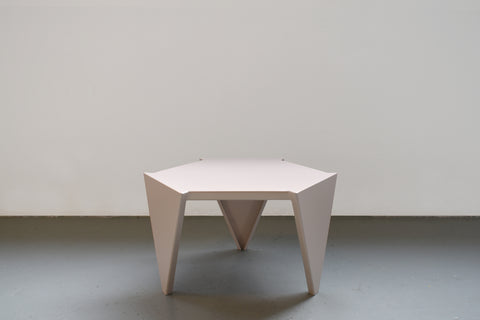 low table in victoria gray