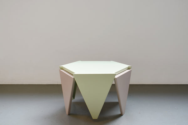 Hexa Duet - low table