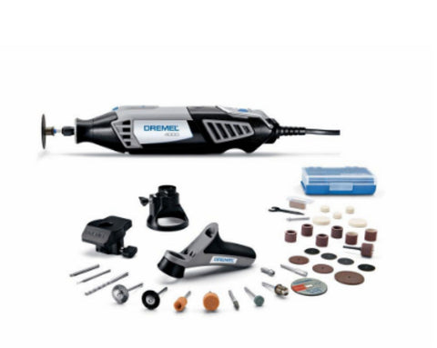High Performance 4000 Series 120-Volt Corded Variable Speed Rotary Tool Kit