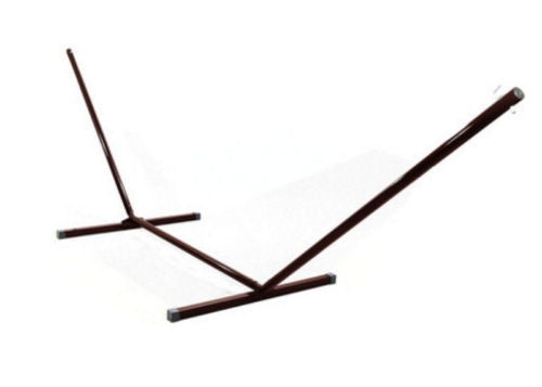 15 Foot Hammock Stand With Heavy Gauge Mounting Chains in Bronze Color
