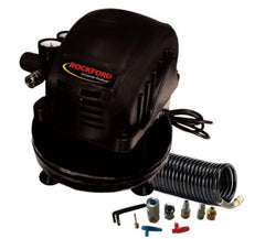 1 Gal. Electric Air Compressor Oil-Free Portable Tool with Recoil Hose