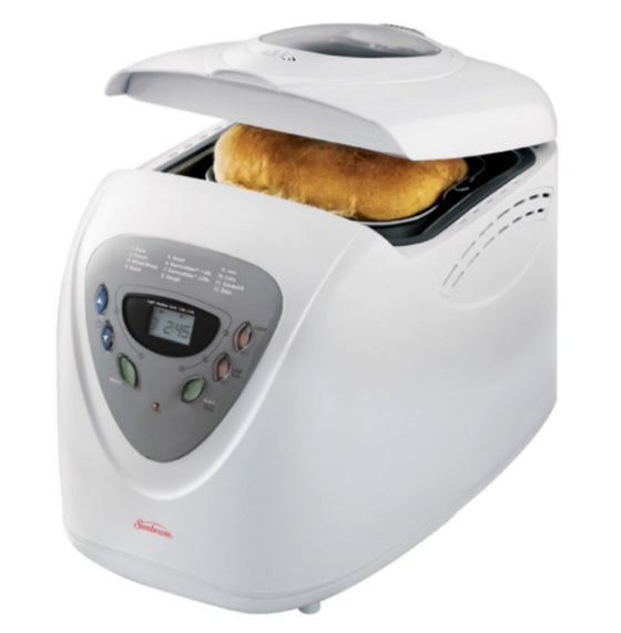 2-Pound Programmable Bread Maker with 12 Cooking Functions Kitchen Appliance