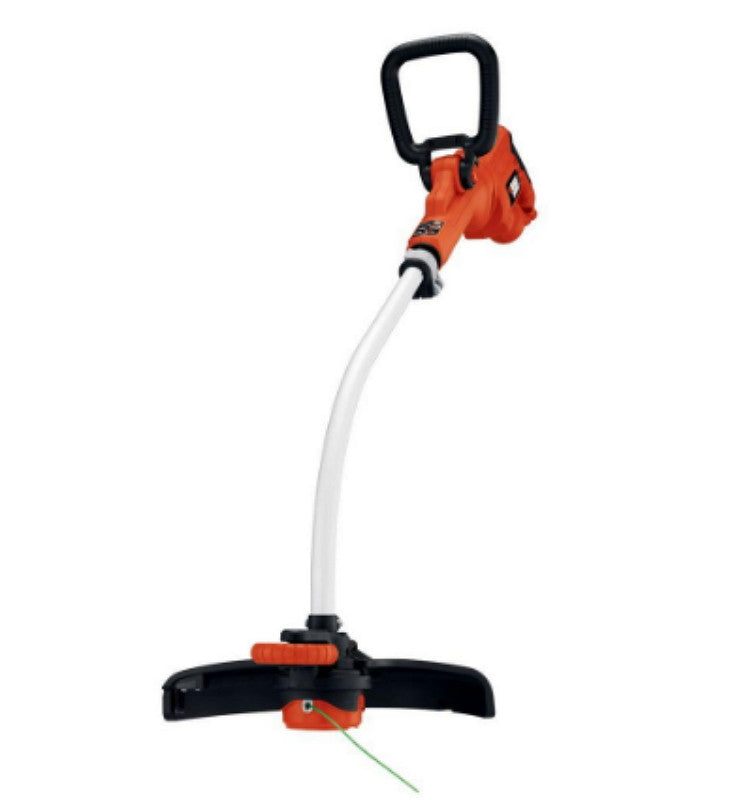 Black & Decker 7.5 Amp 14 In. Curved Shaft High Performance String Trimmer