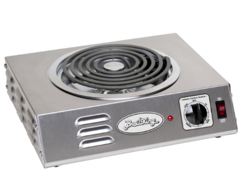 Heavy-Duty Professional Electric Hi-Power Hot Plate 1500W High Quality Burner