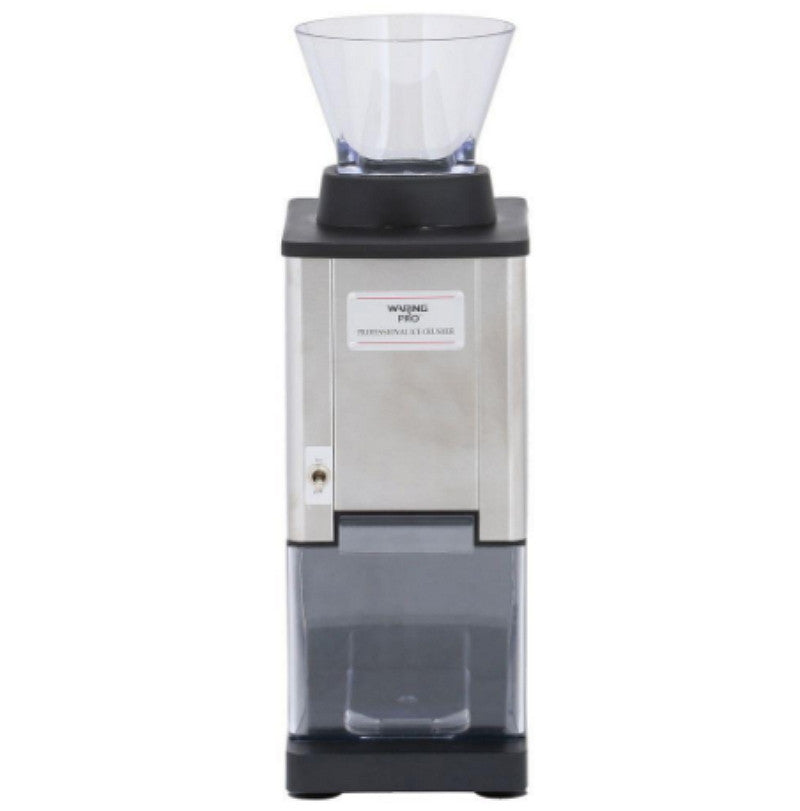 Professional Stainless Steel Large Capacity 12-Cup Ice Crusher Heavy Duty