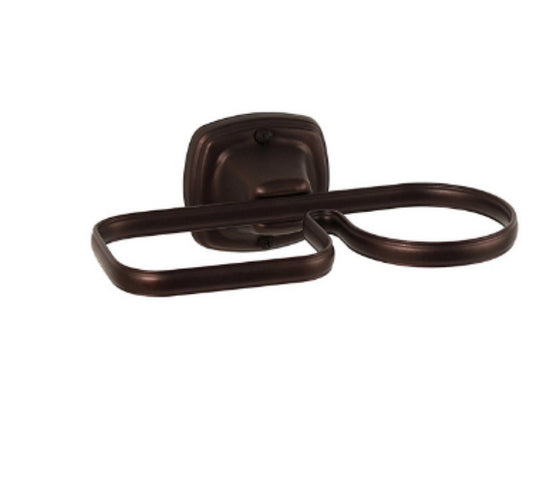 Spectrum Diversified Ashley Wall Mount Styling Station Bronze