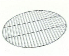 "19"" Diameter Round Chrome Plated Fire Pit Cooking Grate"