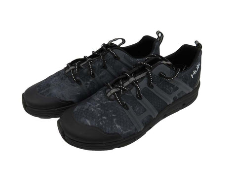 Huk Men's Outrigger Breathable Casual Low Rise Shoes