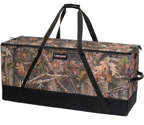 Lakewood Drop-in Crossbow Case Jr Camo with Dual Compartment Storage