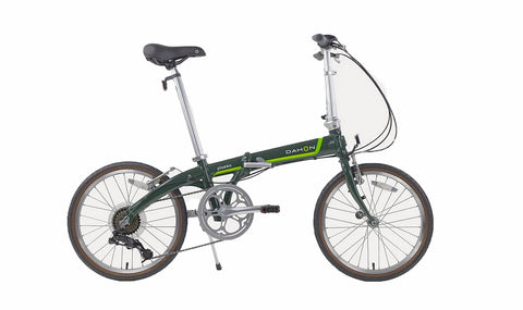 "Dahon Piazza D7 20"" Folding Bicycle"