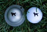 Tin Cup Dulin the Dog Golf Ball Custom Marker Alignment Tool