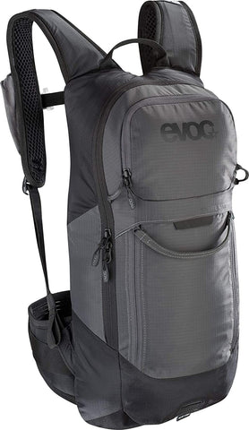 Evoc FR Lite Race Protector Backpack 10L Carbon Grey/Black Small