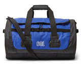Gill Blue Tarp Barrel Durable Tarpaulin Bag 60L