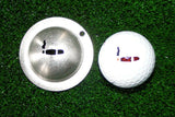 Tin Cup Havana Golf Ball Custom Marker Alignment Tool