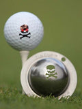 Tin Cup Jolly Roger Golf Ball Custom Marker Alignment Tool