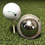 Tin Cup Hawaii State Golf Ball Custom Marker Alignment Tool