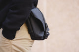 Zulu Hip Pouch - Black