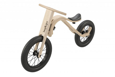 Leg&Go Balance Bike 3in1