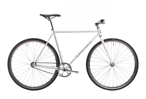 Saintvelo Cycles Beretta Mens - White