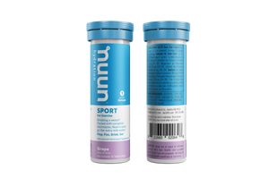 Nuun Sport: Grape