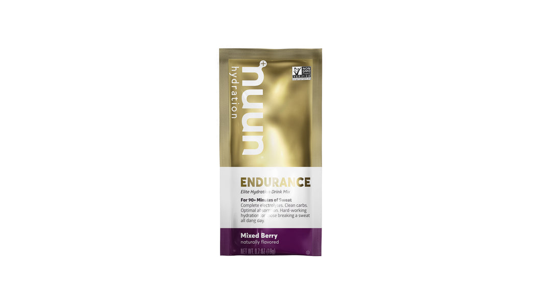 Nuun Endurance: Mixed Berry Sachet