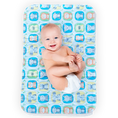 Diaper Changing Mat - Animal Print