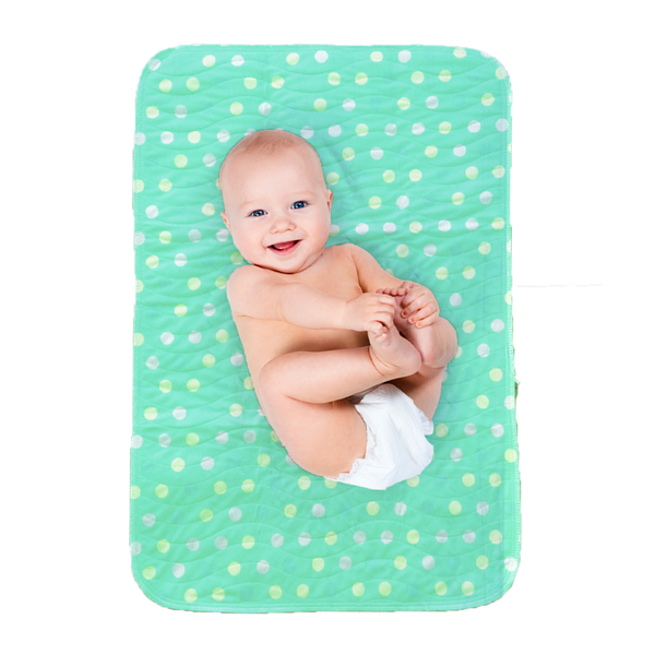 Diaper Changing Mat - Polka Dot