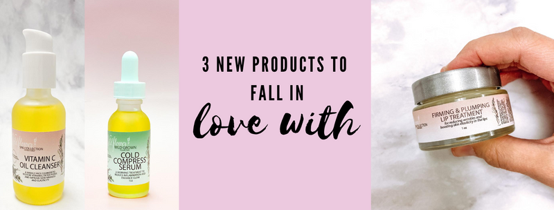 3 New Products To Fall In Love With