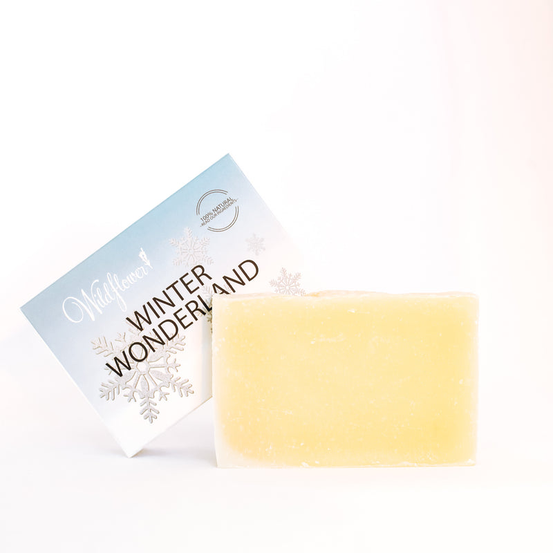 Winter Wonderland Soap - Holiday Collection Soap