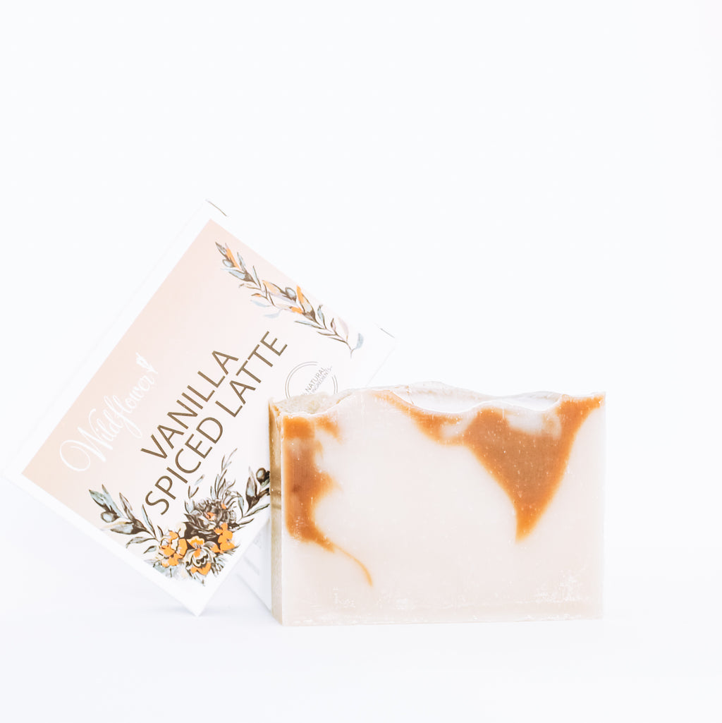 Vanilla Spiced Latte Soap