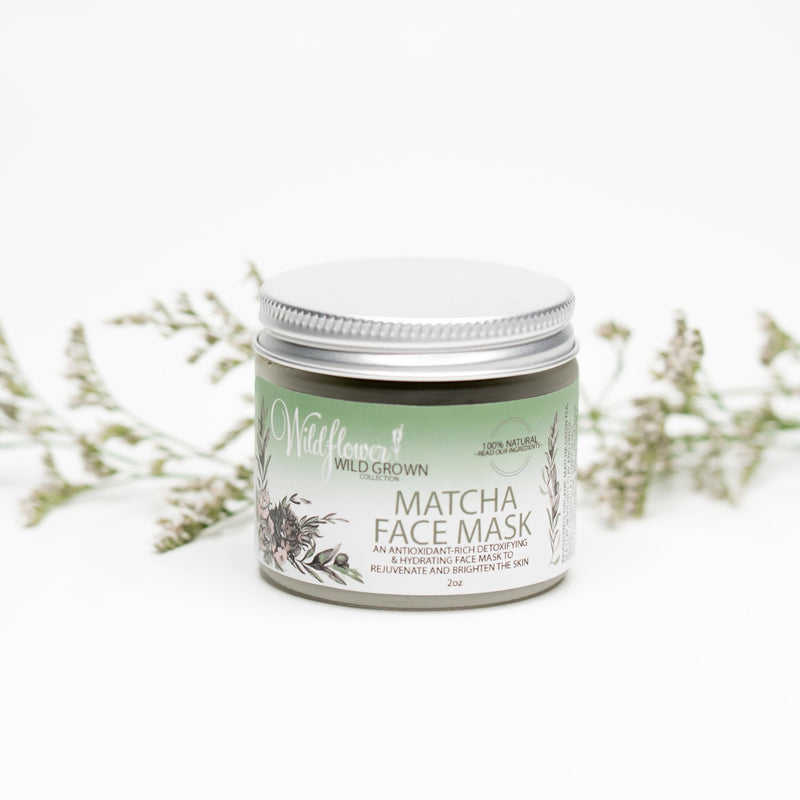 Matcha Face Mask