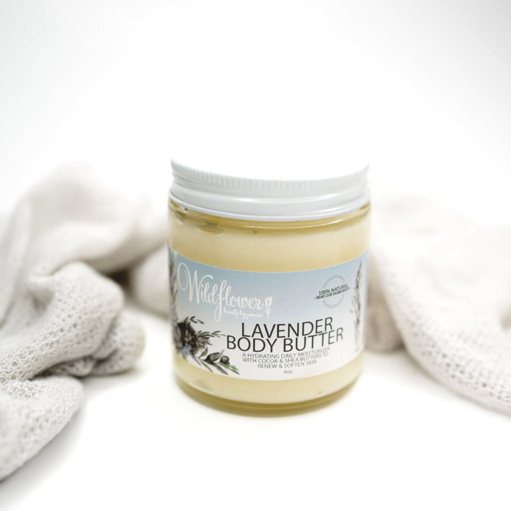 Body Butter - Multiple Scents - Natural Body Lotion