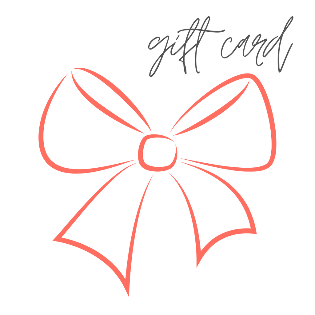 Wildflower Beauty by Jessica Gift Card
