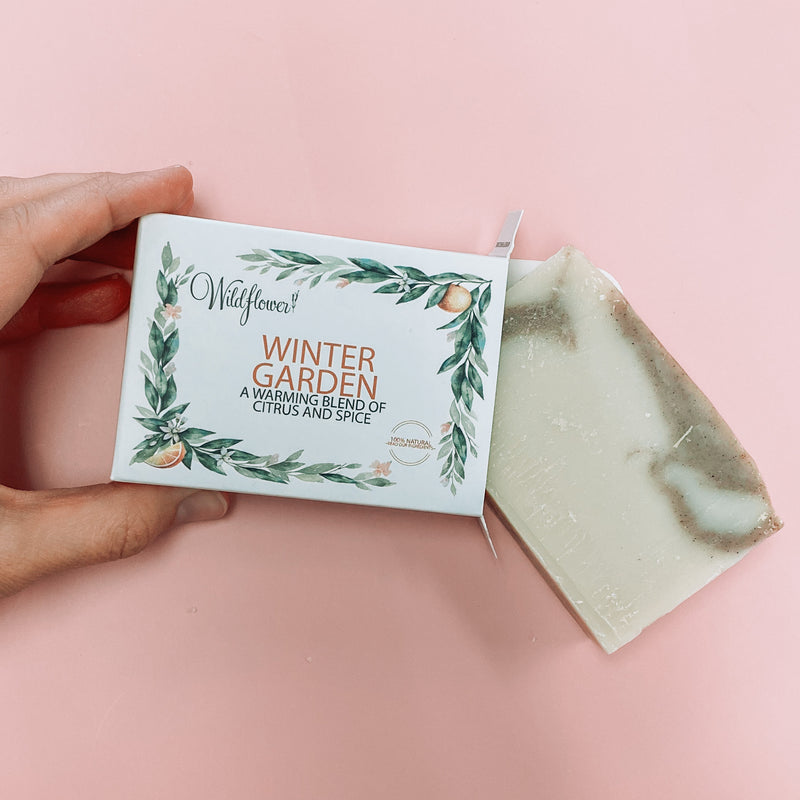 Winter Garden Signature Soap Bar
