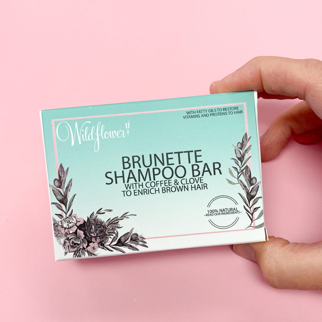 Shampoo Bar - Brunettes