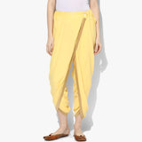 Rayon Tulip Pants - Indian Dobby