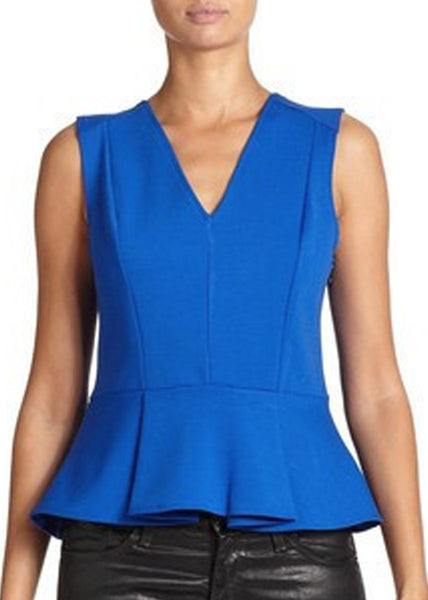 Robbi & Nikki Peplum Top