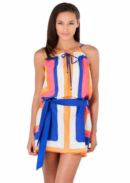 Trina Turk Avalon Surf Club Dress