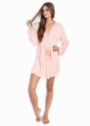Wildfox Never Get Dressed Robe