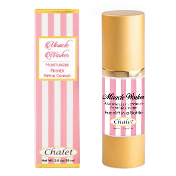 Miracle Worker - Anti Aging Moisturizer and Make-up Primer