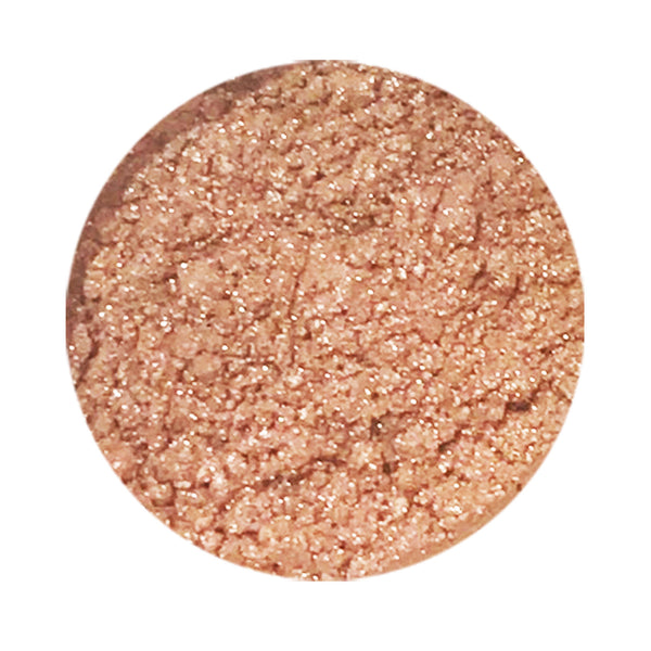 Prosecco Natural Eye Makeup Loose Mineral Shadow (Daylily)
