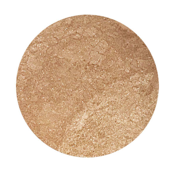 Aloha Natural Eye Makeup Loose Mineral Shadow (Earthtone)