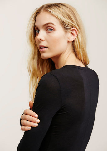 Free People Easy Peasy Tee Bodysuit