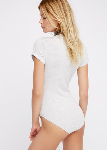 Free People Oh Me Oh My Bodysuit