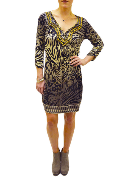 Hale Bob Jungle Dress