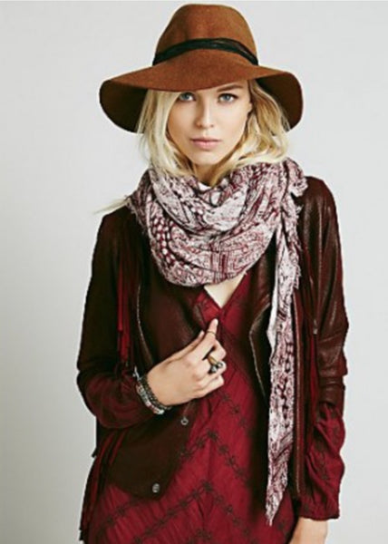 Free People Bandana Scarf