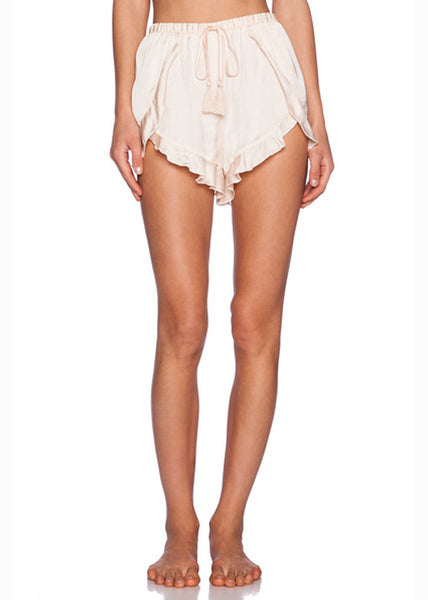 Free People Cascading Petal Short