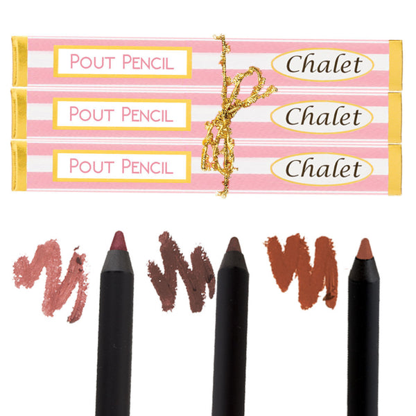 Pout Pencil Gift Set